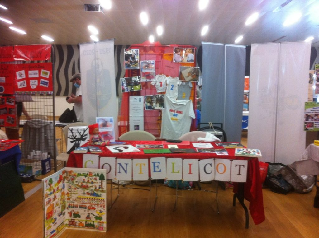 Stand Contelicot forum associations Mende 2020